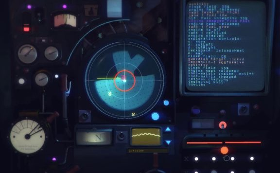 Dive Into Nauticrawl On iOS Today -picture of the nauticrawl conrol screen