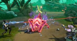 Space Punks Now Has Even More Loot With A Second Update - space punks shooting some local monsters