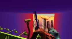 Styly Comes To HTC's Viveport - vr gallery space