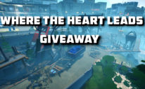 where the heart leads PS4 gieaway