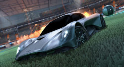James Bond Races Into Rocket League Tomorrow - picture of the valhalla in game