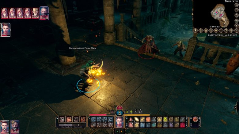 Baldur's Gate 3 - Check Out Panel From Hell Grymforge on October 14