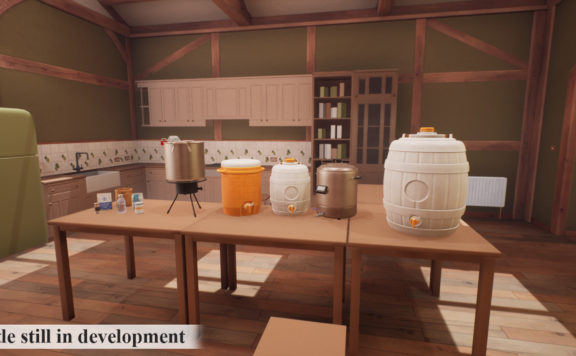 Brewmaster Beer Brewing Simulator