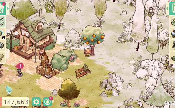 Cozy Grove - Autumn Update Is Out Now!