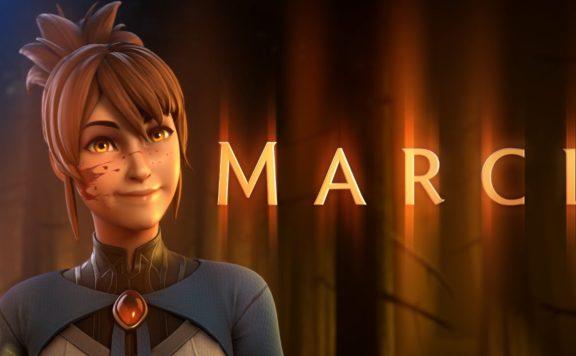 Dragon Blood's Marci is Coming to Dota 2