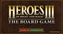 Heroes of Might and Magic 3 Board Game It's More Likely Than You Think
