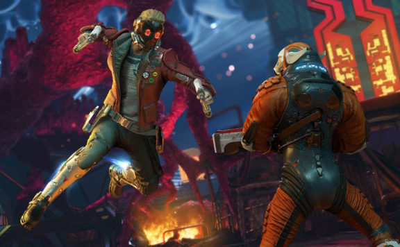 Marvel's Guardians of the Galaxy Shared PC System Requirements