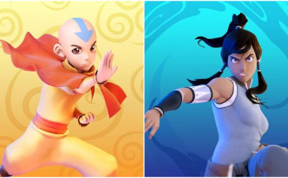 Nickelodeon All-Star Brawl Reveals Aang, Toph & Korra