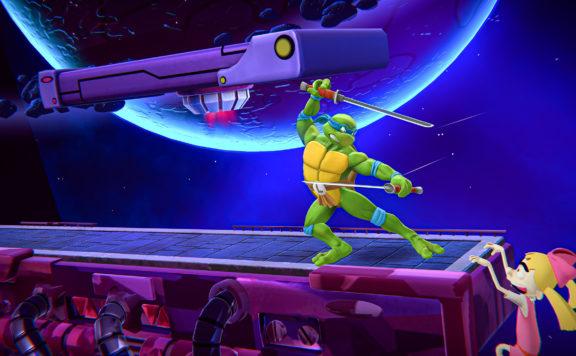 Nickelodeon All-Star Brawl Shared Launch Trailer