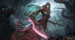 SMITE Showed Off Cliodhna, Queen of the Banshees, And Her Abilities 2