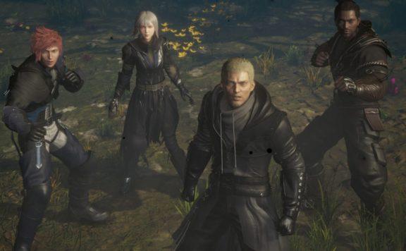Stranger of Paradise Final Fantasy Origin - Release date trailer