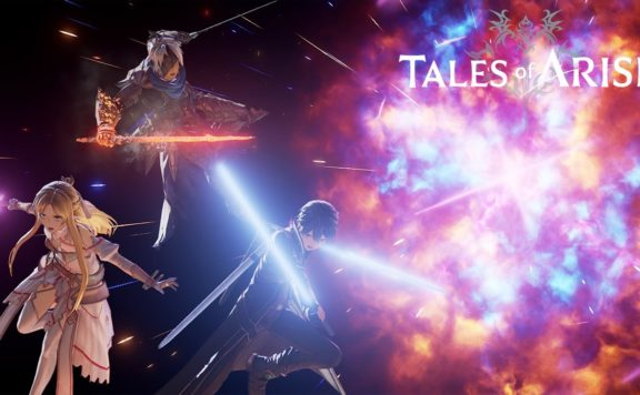 Tales of Arise - Sword Art Online Collaboration DLC Trailer