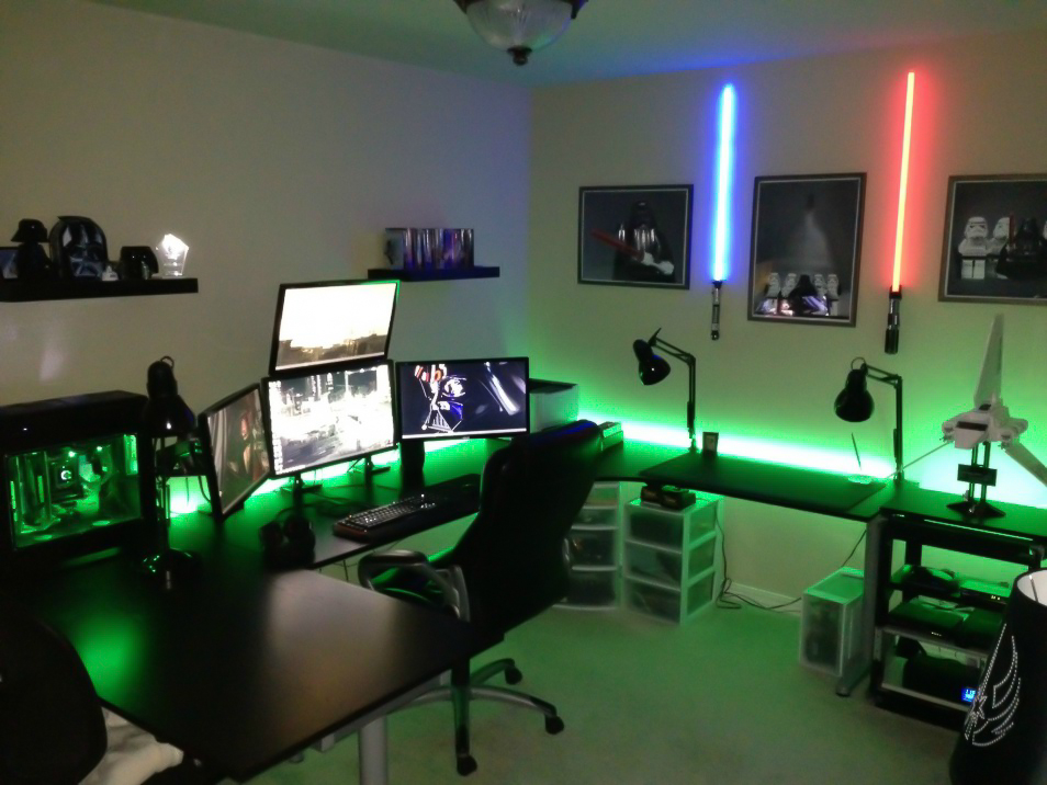 Video Game Room 1