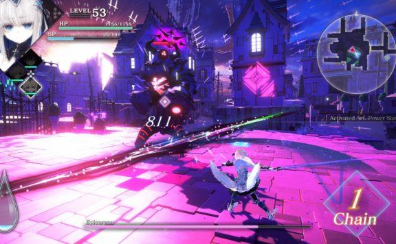 Crystar Trailer Signals Switch Release - player battling a dungeon boss