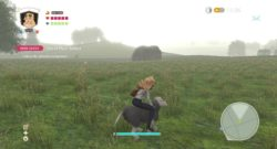 Escape To The Good Life Now On PC and Console - picture of player riding a goat